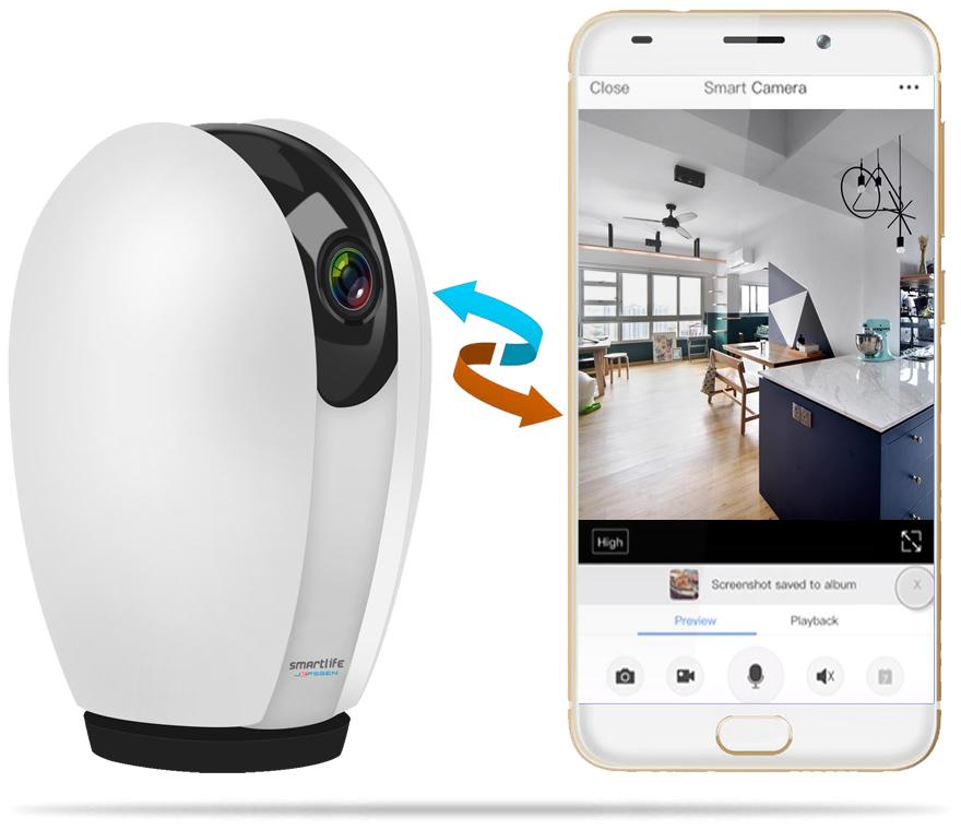 Jepssen - Smart Cam HD
